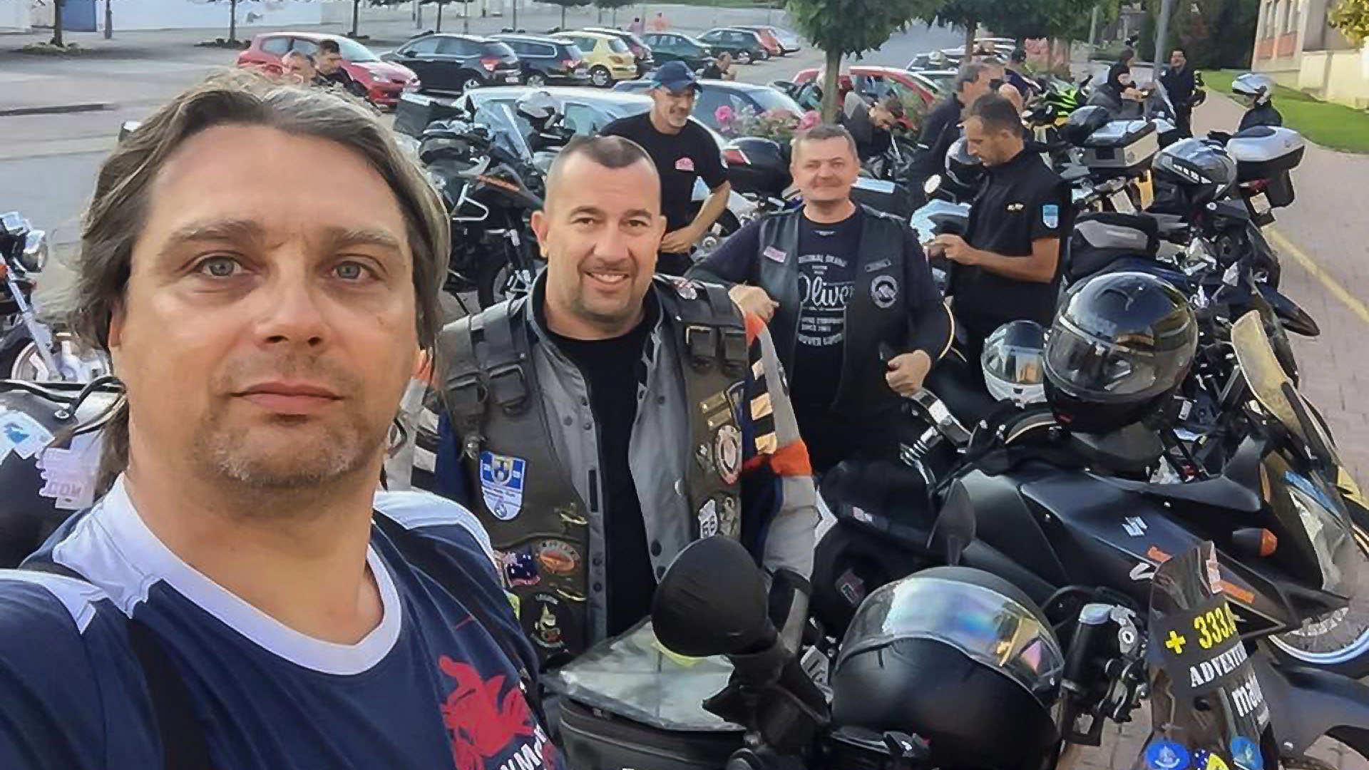 Balkan Rallye!