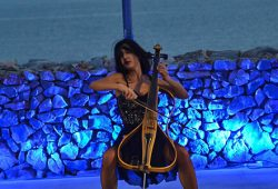 Koncert Ane Rucner na jednoj od najljepših plaža svijeta