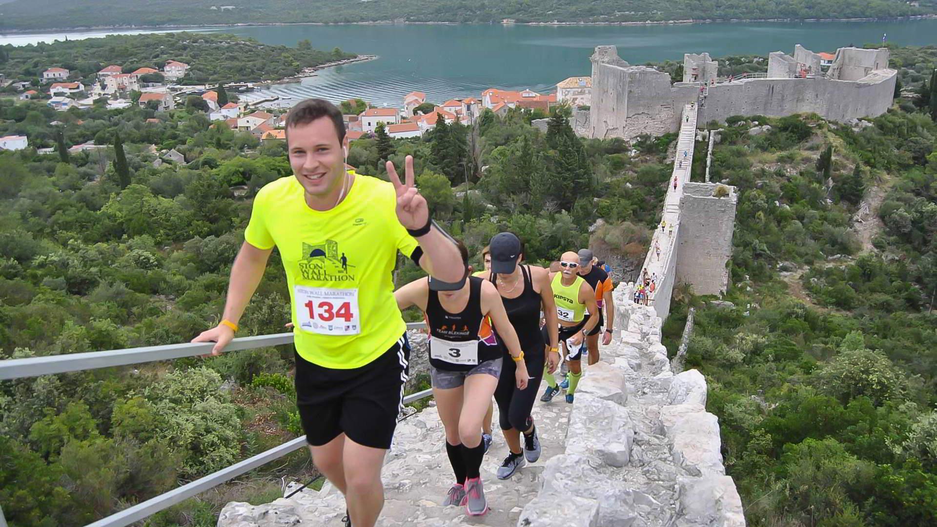 Ston wall Marathon