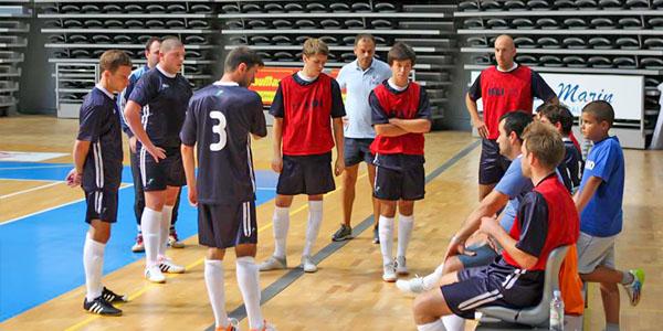 Futsal Week u Zadru