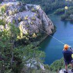 kanjonom rijeke Cetine