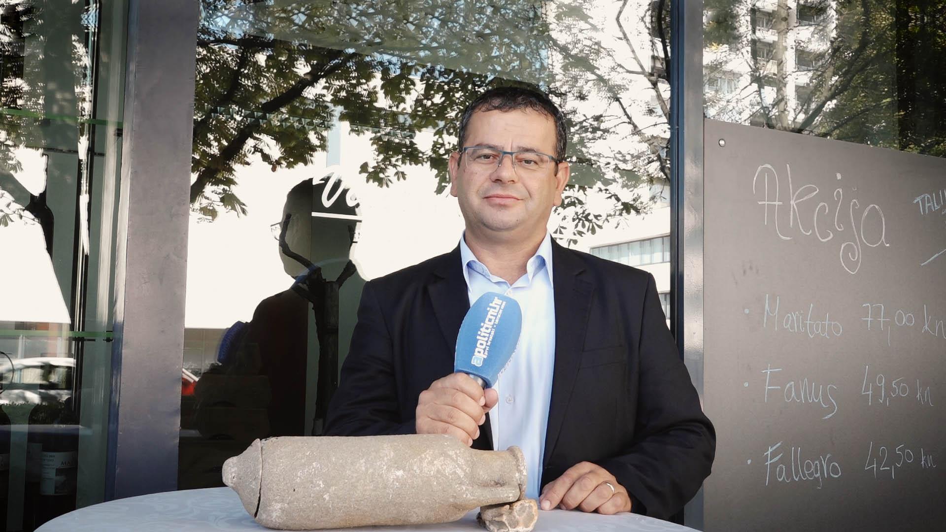 Dožupan Luka Brčić