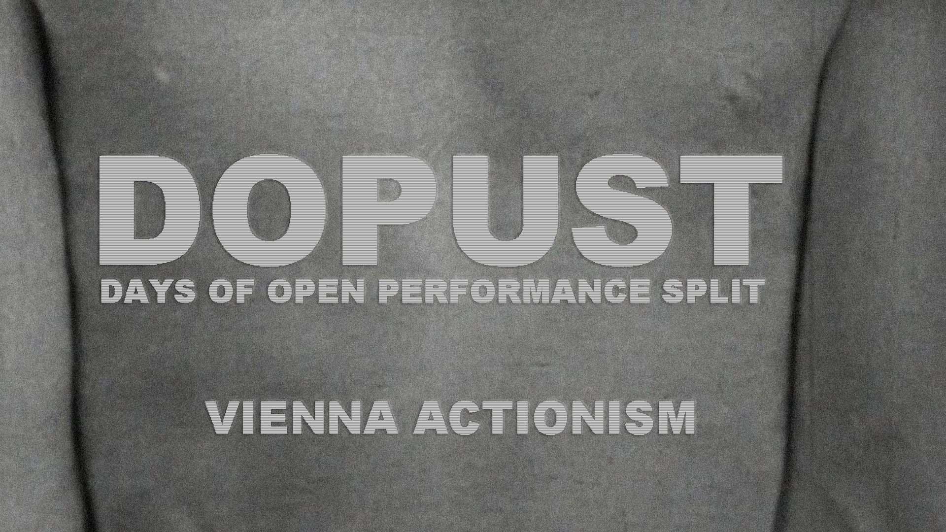 dani otvorenog performansa