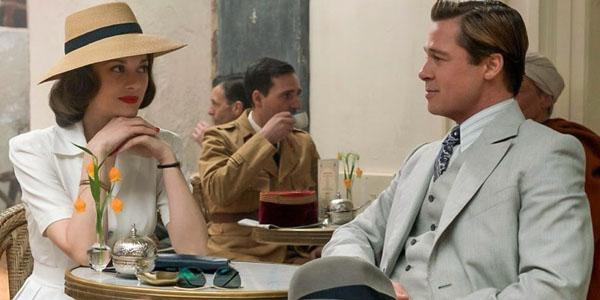Brad Pitt i Marion Cotillard