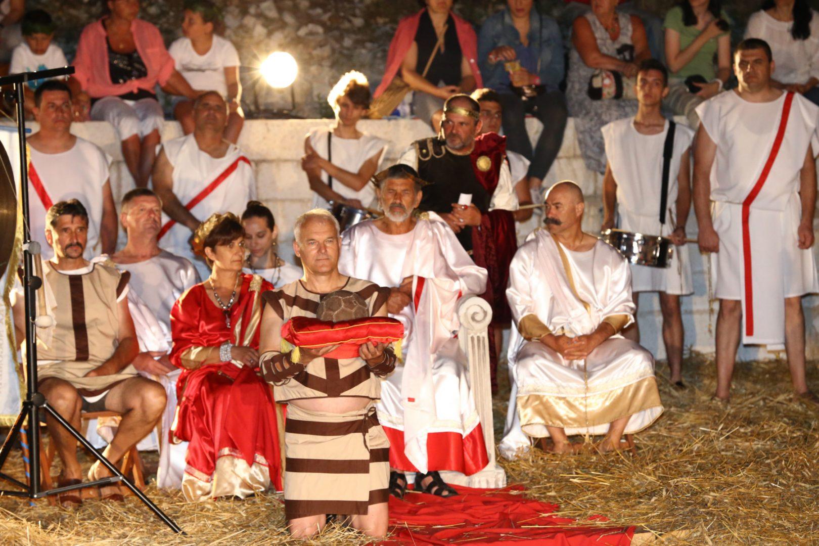 HTZ na svojim stranicama najavila manifestaciju 'Dani antike Sinj'