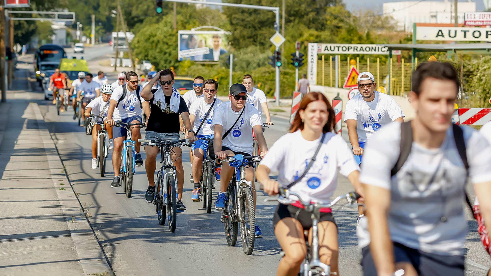 Biciklisti Kamešnica cycling teama osvojili dvije medalje!