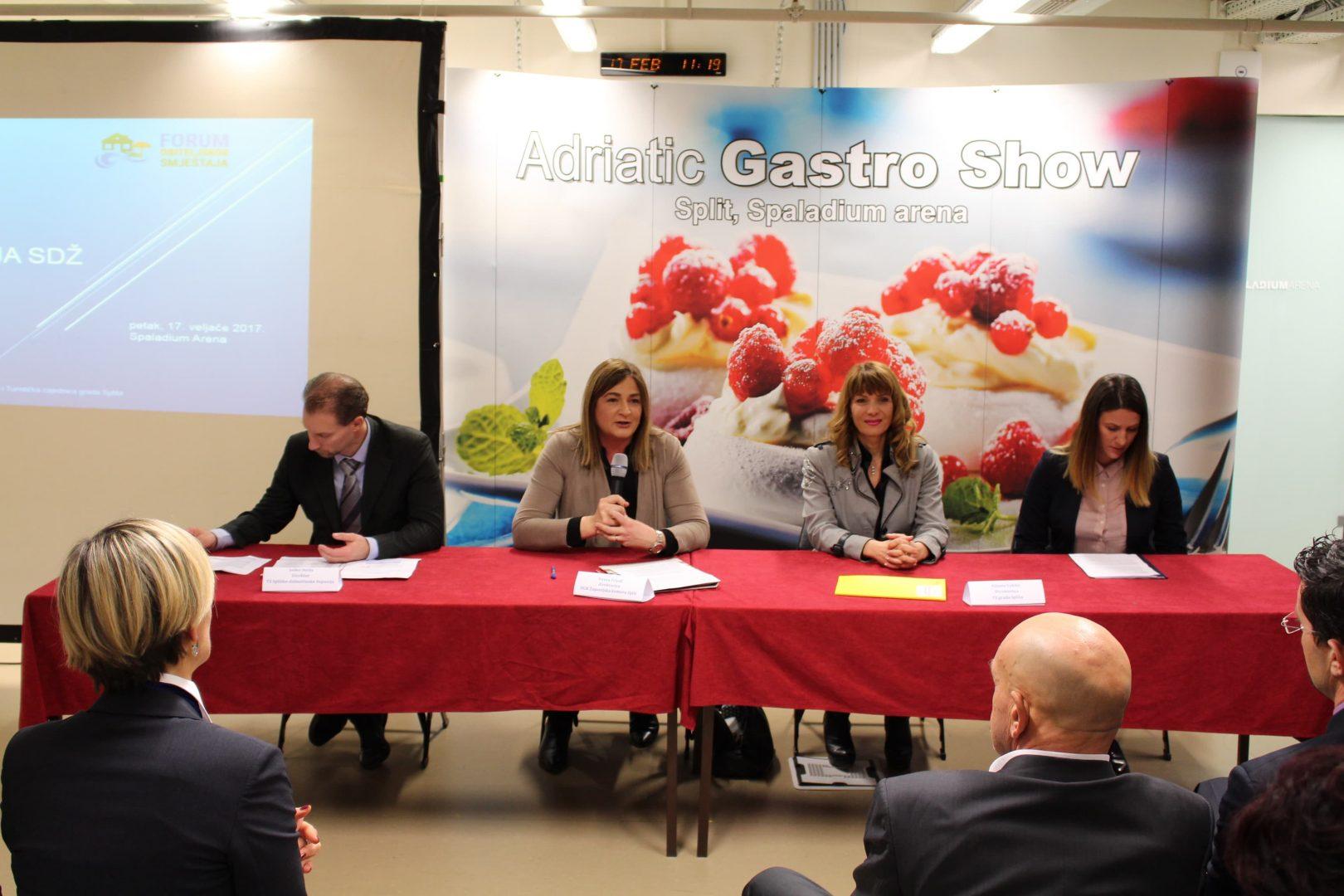 Veliki interes za 3. regionalni Forum obiteljskog smještaja Splitsko-dalmatinske županije