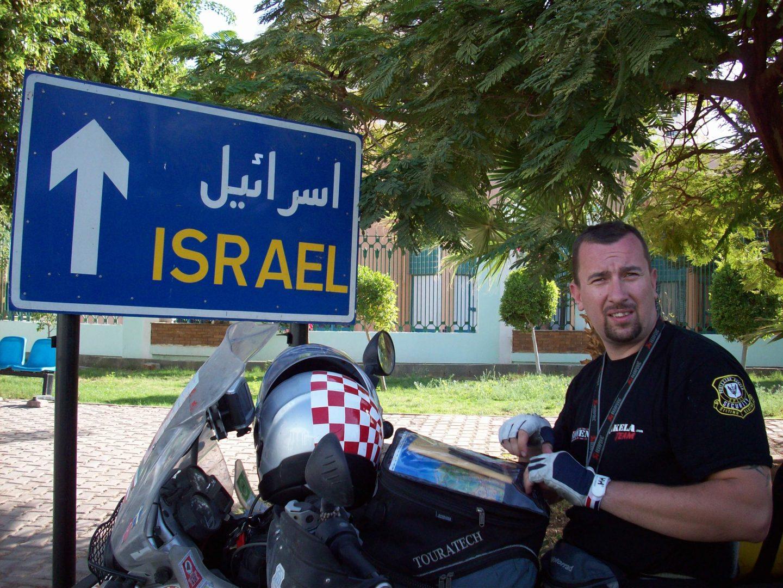 Preko opasnog Sinaja do Betlehema u Palestini