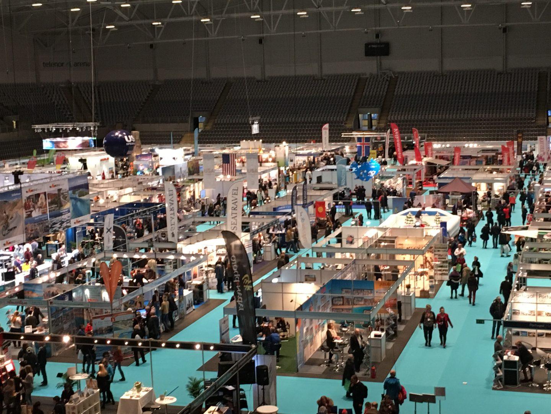 Županijske tvrtke na sajmu turizma u Oslu
