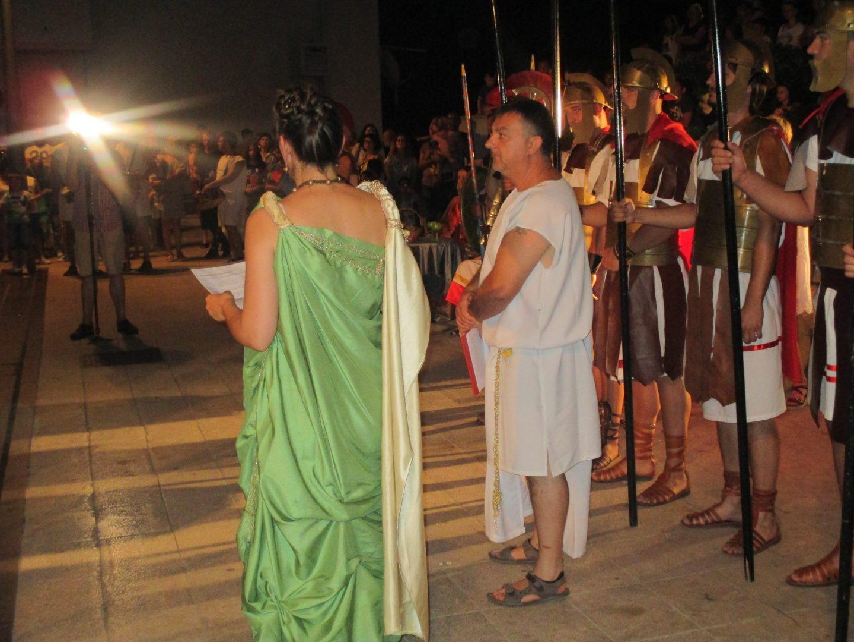 U noći Antike pobijedio Dioklecijan