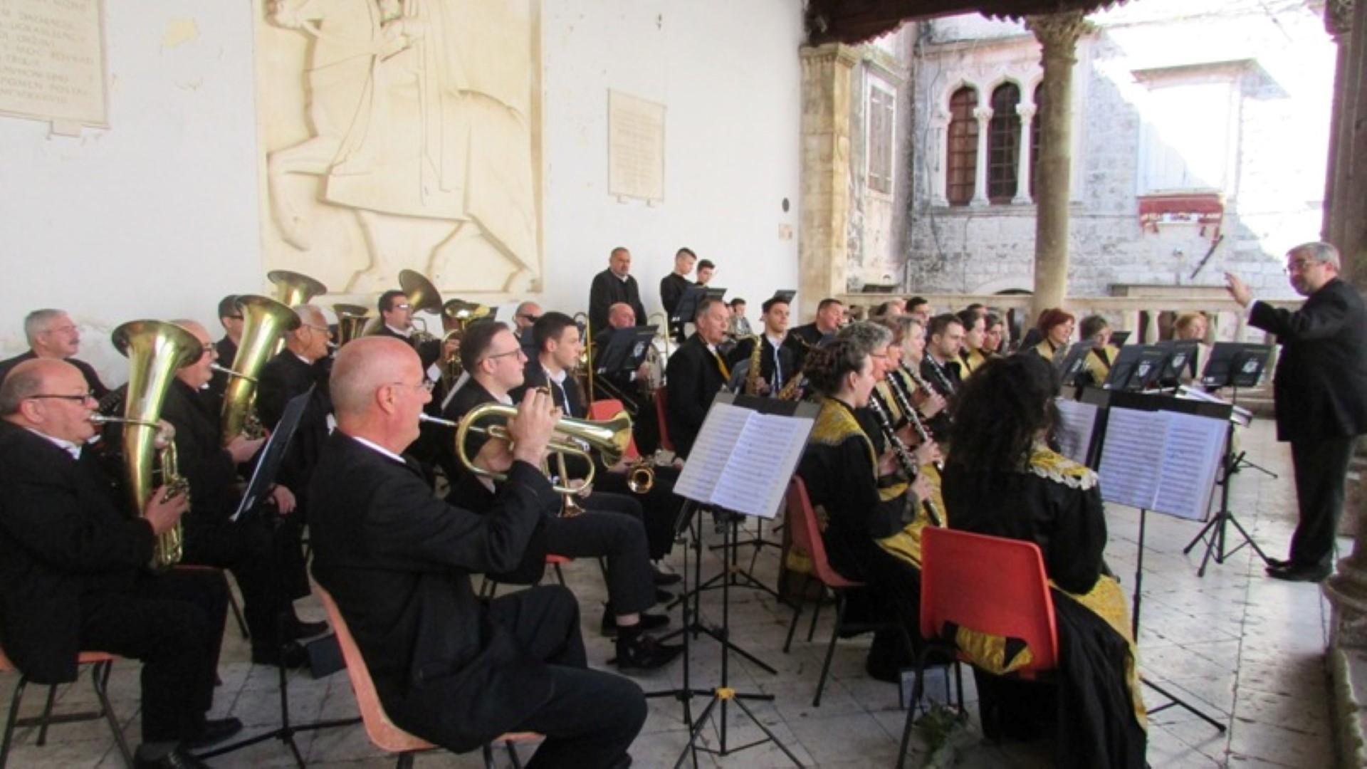 Narodna glazba Trogir obilježila 191. rođendan