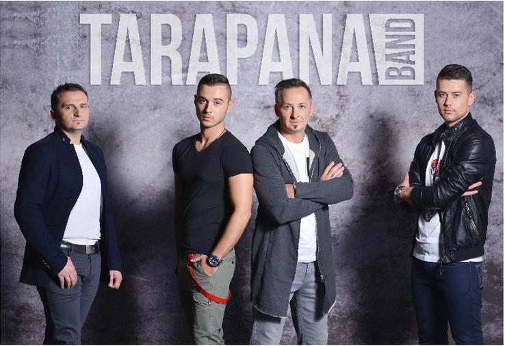Tarapana Band / U krevetu - NOVI SINGL