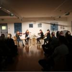 """Monodrama """"Priče iz Vukovara"""" izvedena u prepunoj Sveučilišnoj galeriji"""