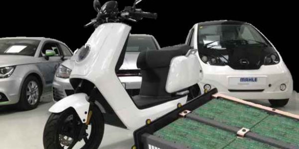 Litij ugljikova baterija puni e moped za 90 sekundi