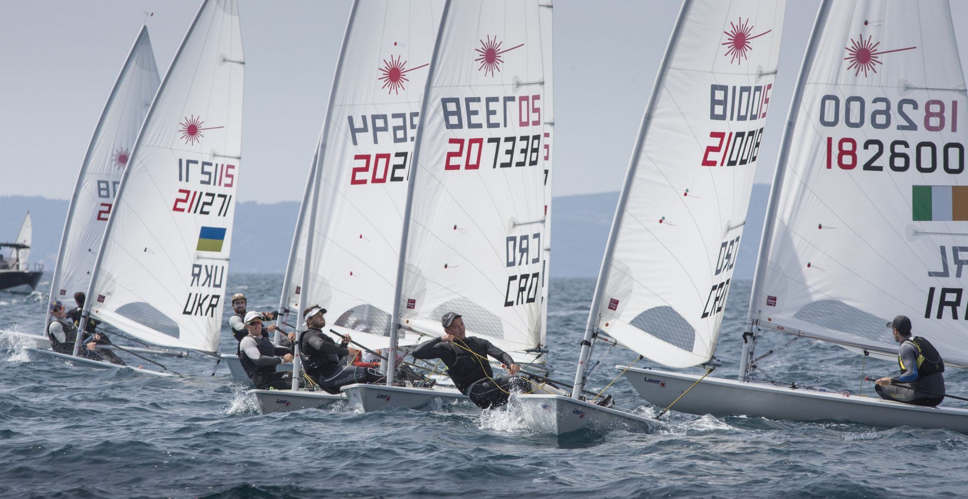 Završena 13. međunarodna jedriličarska regata Split Olympic Sailing Week