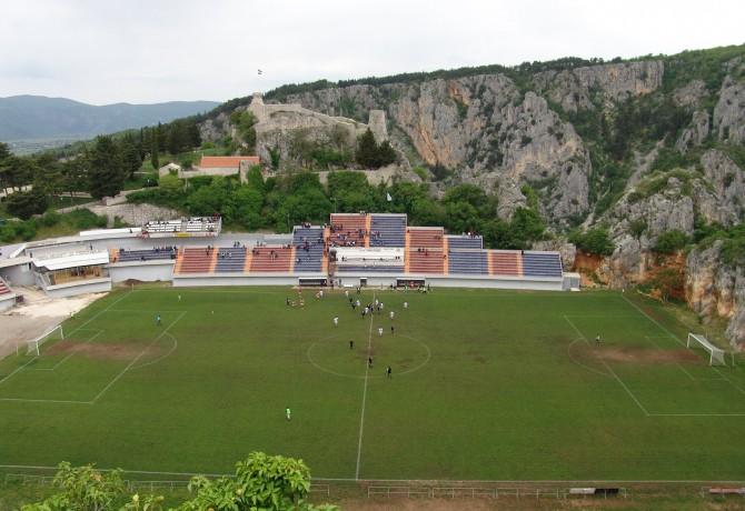 Gradski stadion Gospin dolac – najneobičniji stadion na svijetu