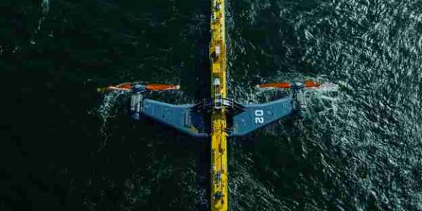 Podvodna vjetrenjača počela proizvoditi struju