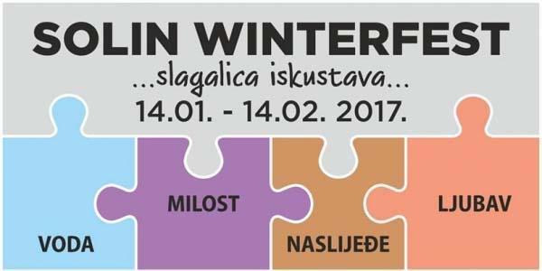 Manifestacija SOLIN WINTERfest 2017.