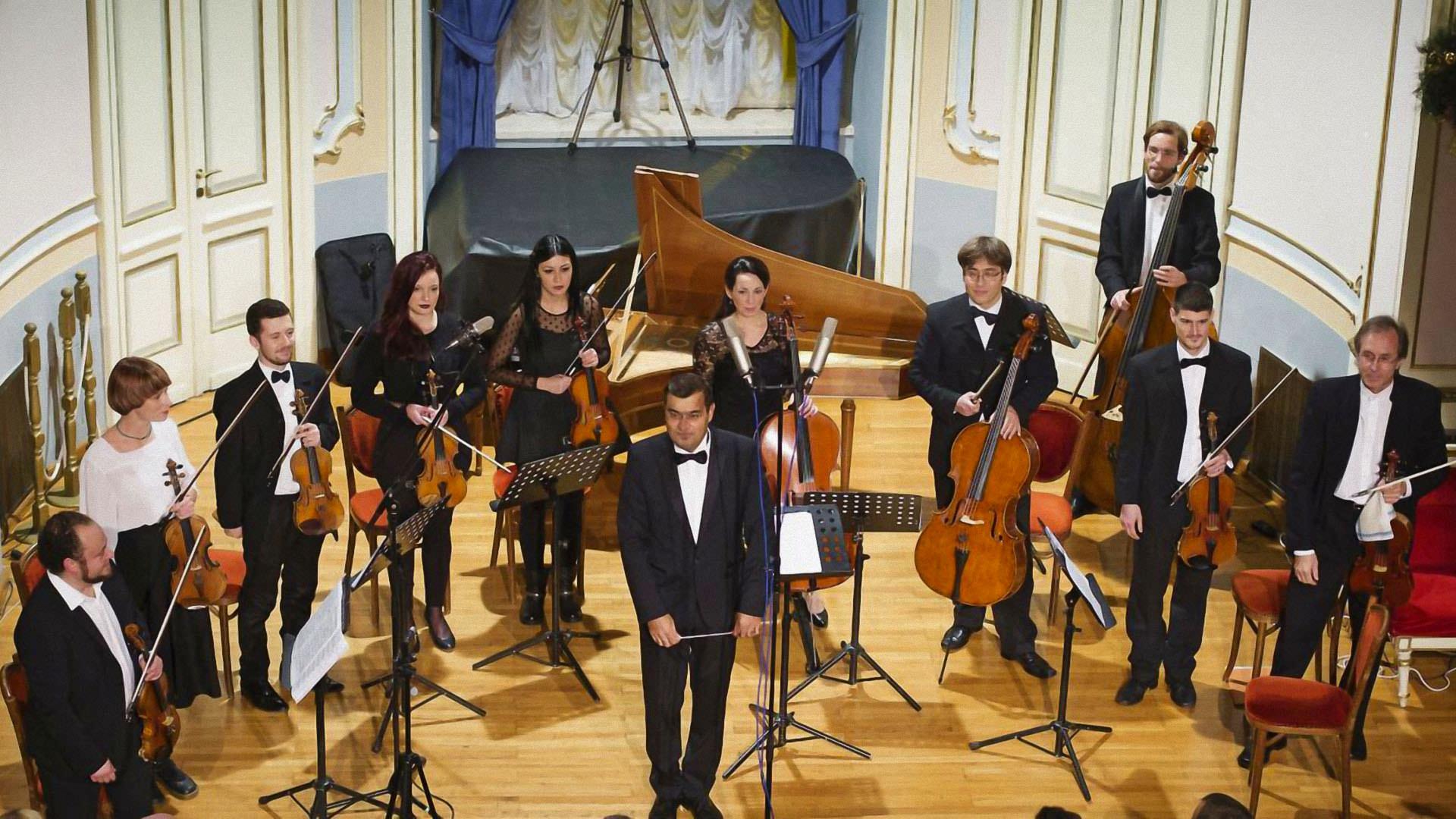 Adventski koncert Splitskih virtuoza