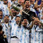 COPA AMERICA: Argentina srušila Brazil na Maracani, Messi uzeo prvu Copu u karijeri