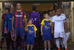 Ronaldinho briljirao u utakmici Barceloninih i Realovih legendi