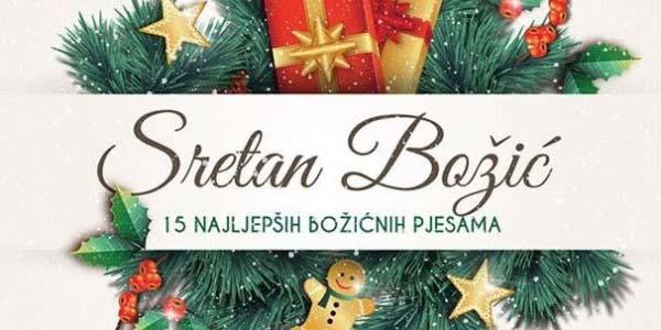 """Božićna kompilacija """"Sretan Božić""""- novo u prodaji"""