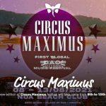 Circus Maximus prvi je DAO glazbeni festival. Ulaz se plaća kriptovalutama