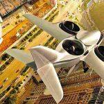DO 2035. PUTNIČKI DRONOVI U GRADOVIMA, A VERTIPORTOVI NOVA TAKSI STAJALIŠTA