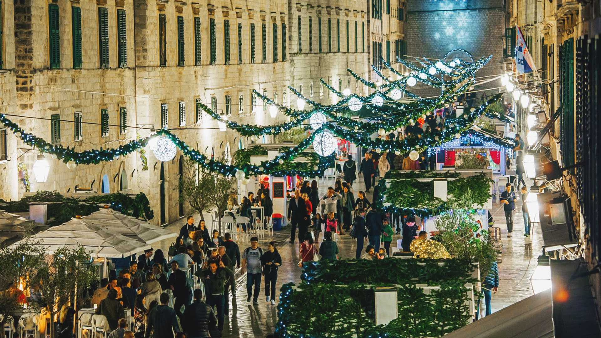 Dubrovački zimski festival čarobno privlačan