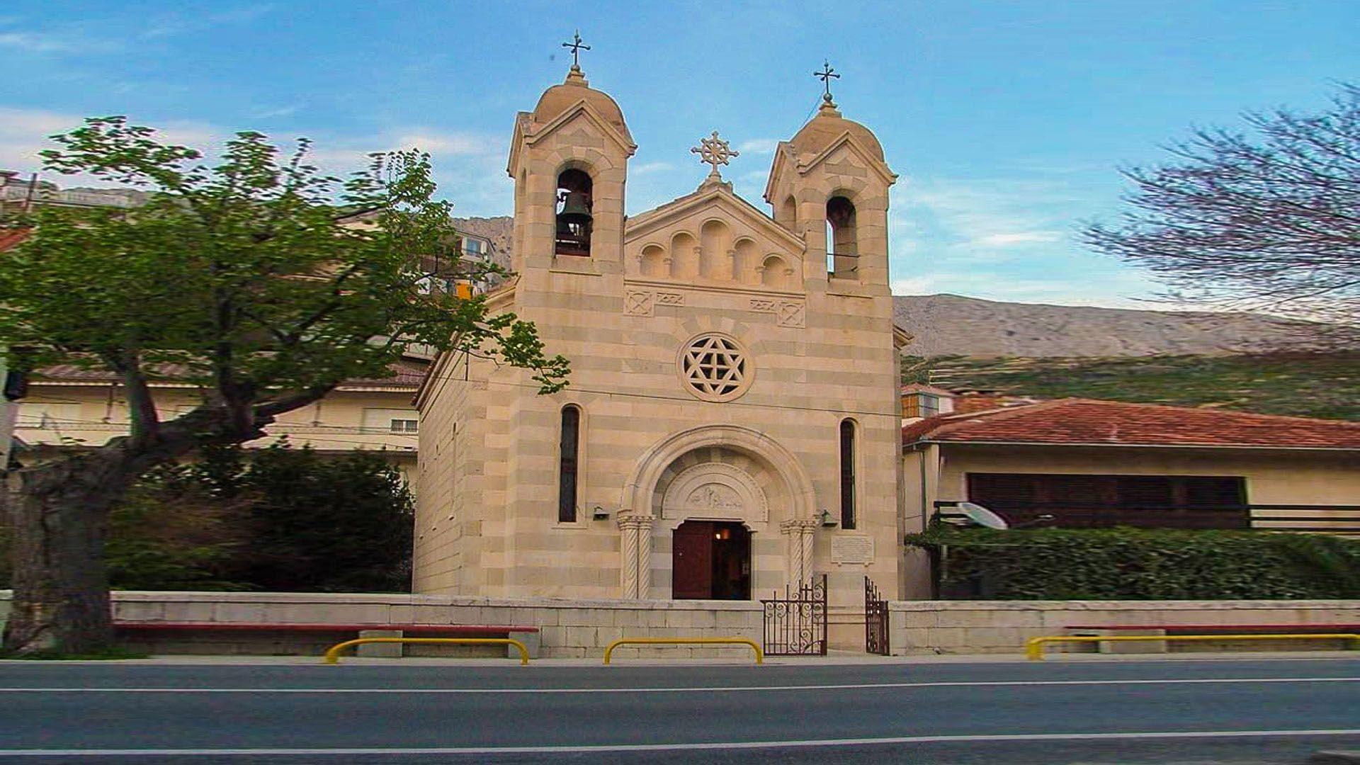 Tribina posvećena 107. obljetnici crkve Sv.Petra u Sumpetru