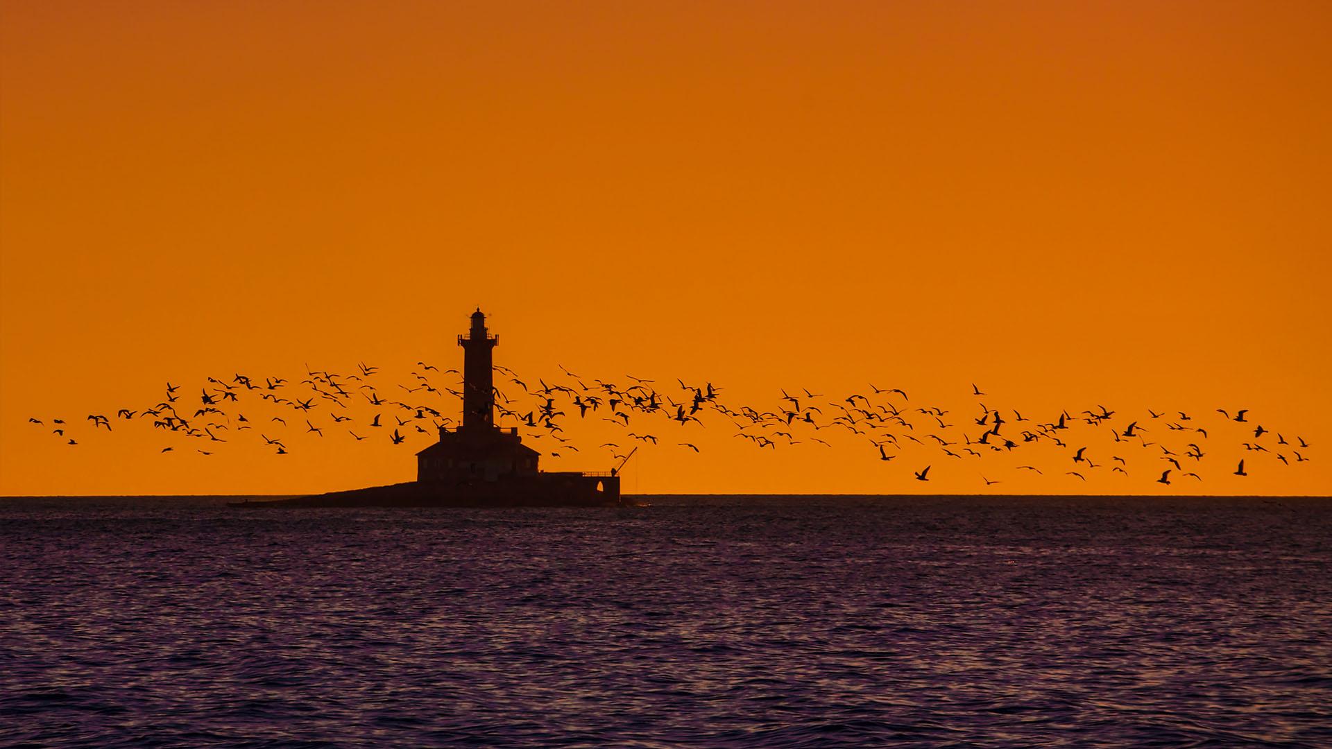 Pogledajte Hrvatske svjetionike u Fotoklubu Split