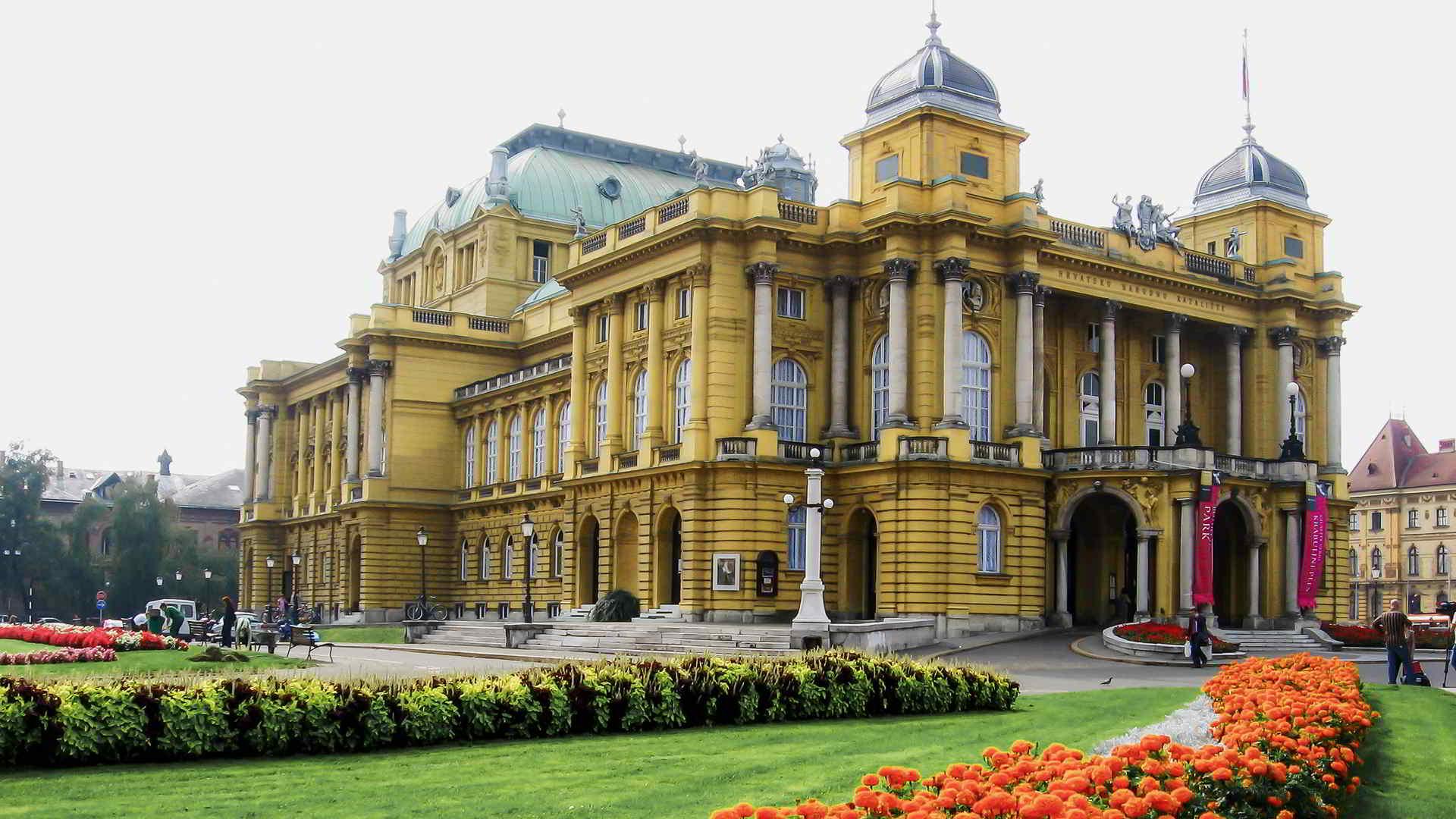 Repertoar zagrebačkoga HNK-a ovaj tjedan uključuje
