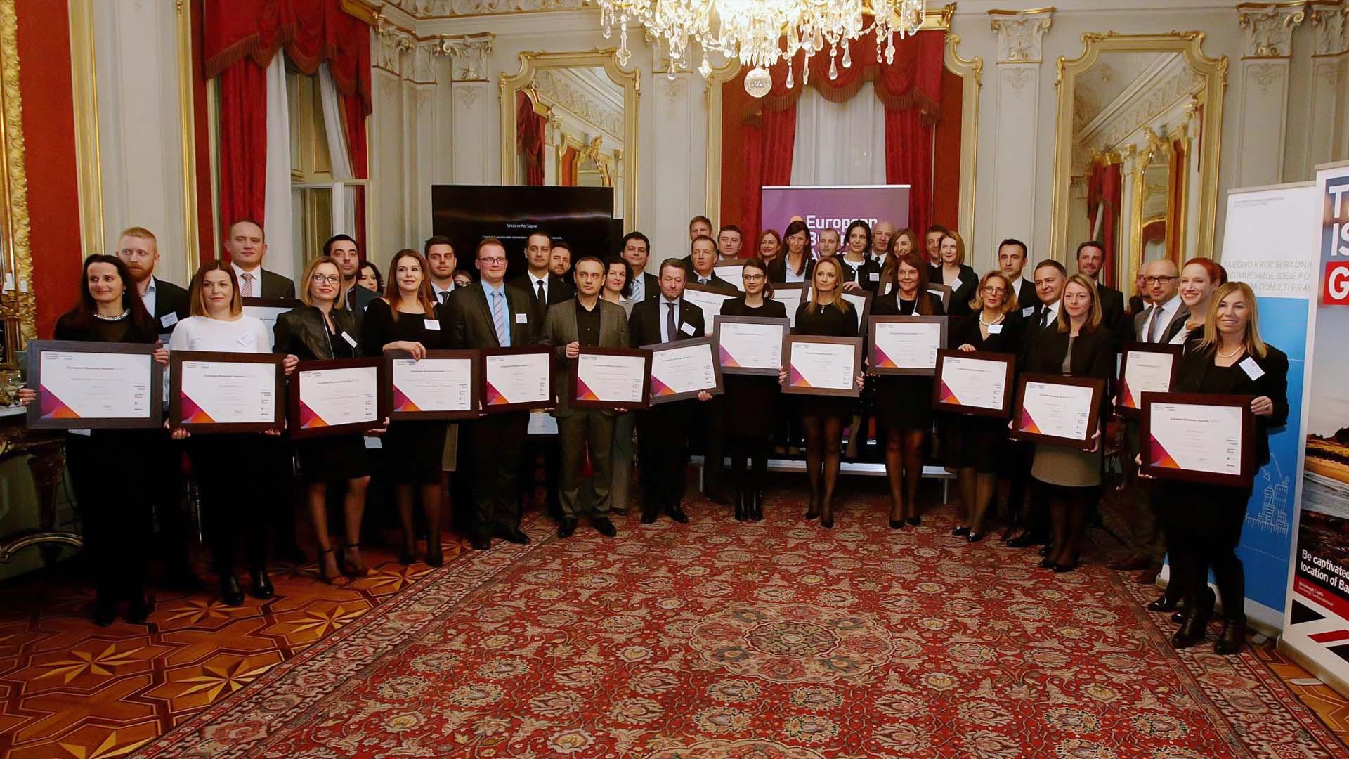 Specijalna bolnica Sv. Katarina nadomak prestižne europske nagrade