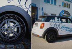 Michelin: Započelo javno testiranje autoguma bez zraka