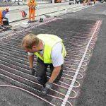 Nijemci postavljaju sofisticirani klimatizirani asfalt na dijelu Autobahna; hlađenju ljeti, grijanje zimi