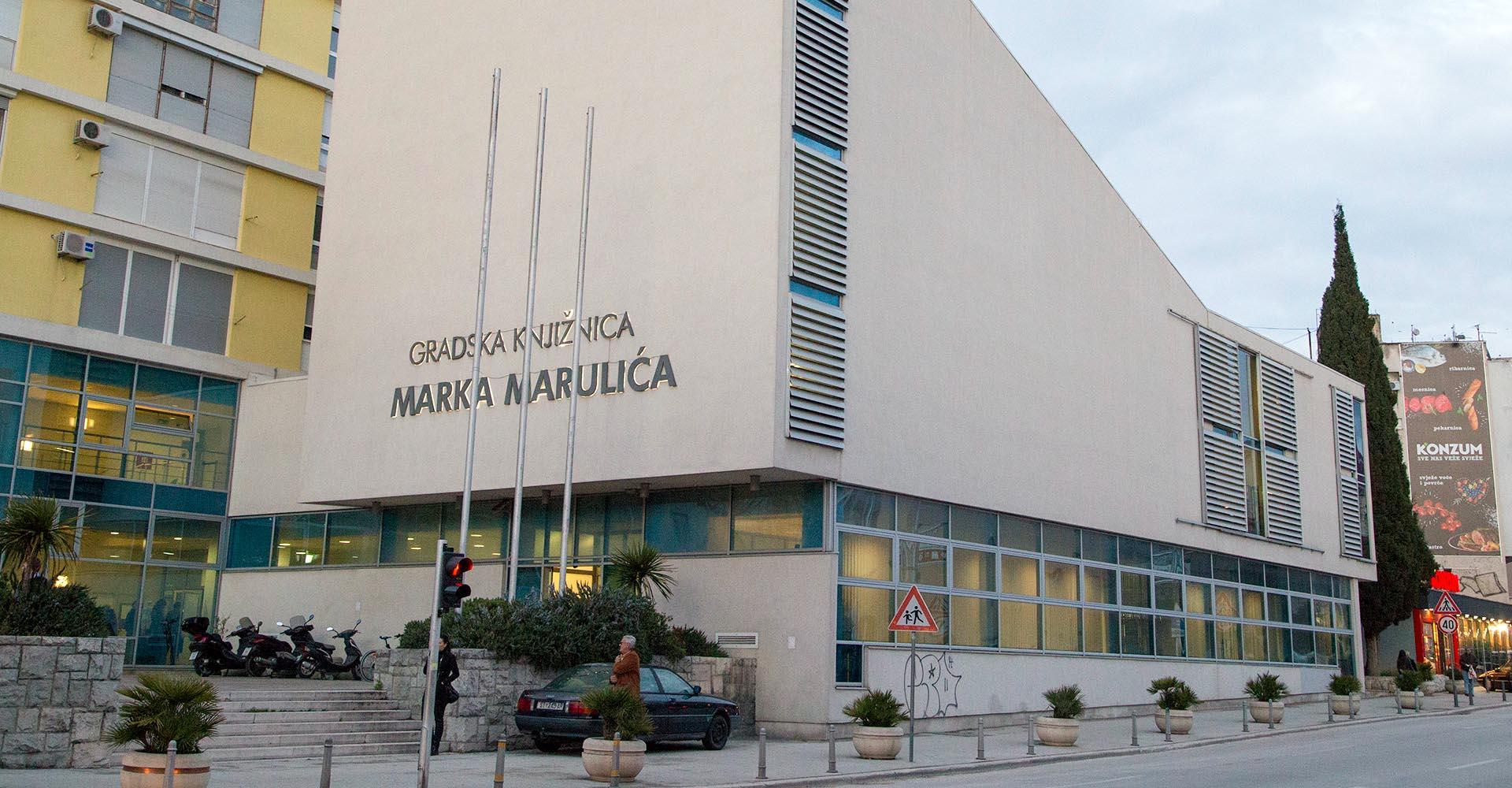 Događanja u Gradskoj knjižnici Marko Marulić Split Evo koje programe, predstavljanja i kulturna događanja svojim članovima i posjetiteljima tijekom tjedna nudi Gradska knjižnica Marka Marulića u