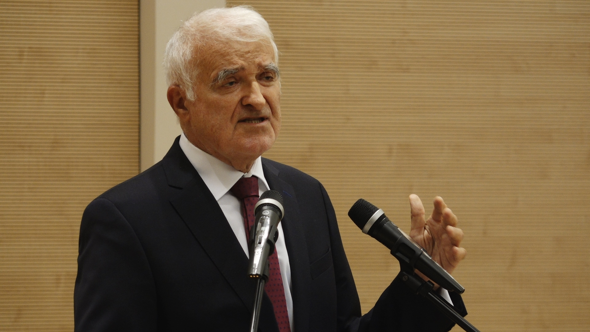 Akademik Zvonko Kusić o Medicinskom fakultetu u Splitu