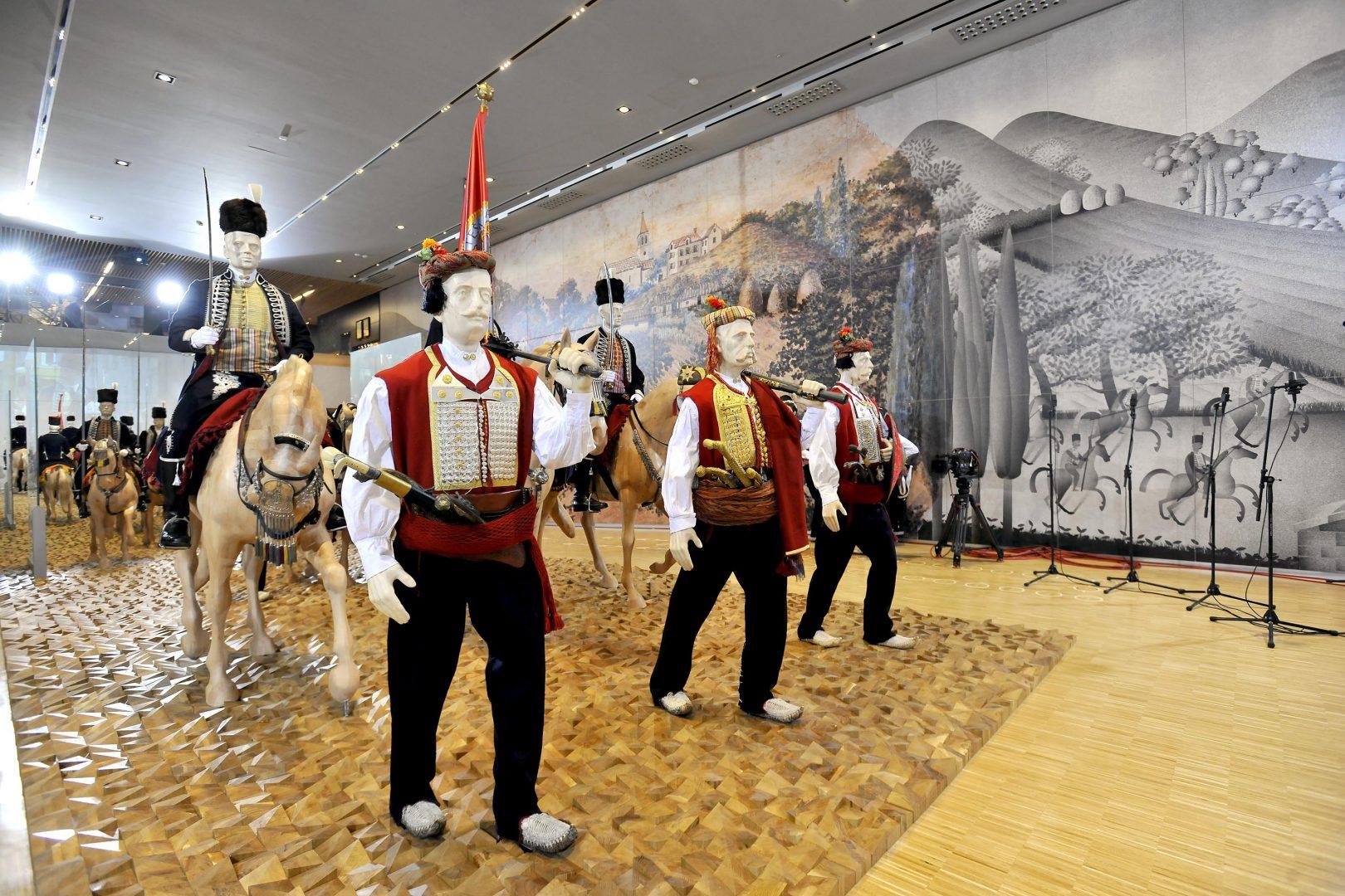 U Muzeju Sinjske alke održane edukativno-likovne radionice
