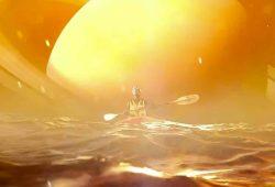 NASA-ina vizija svemirskog turizma… Kajaking na Titanu!