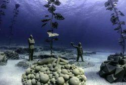 Ova će vas izložba ostaviti bez daha: Muzej podvodne skulpture na Cipru