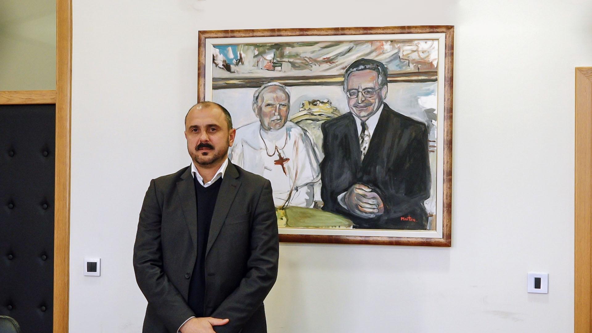 Branko Bago razvija Posušje