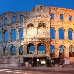Pulske maškare na Forumu preuzele ključ grada
