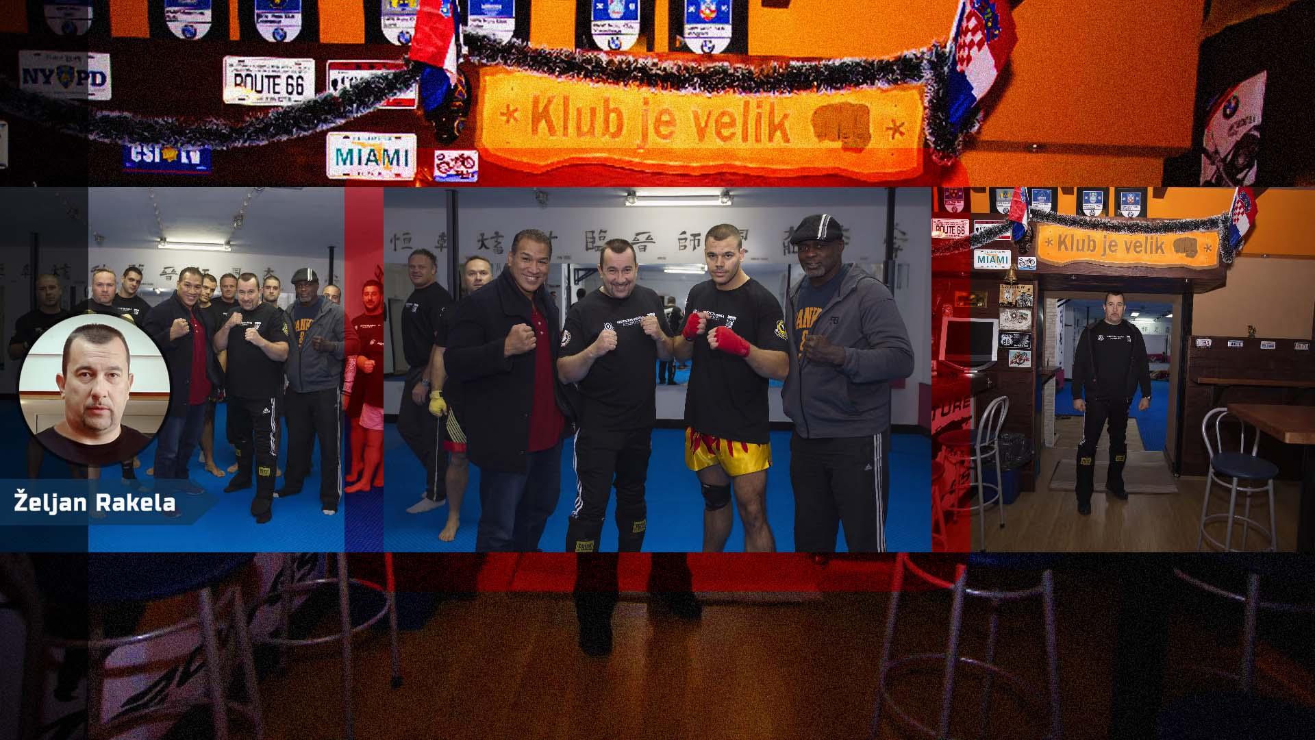 Legende posjetile kick-boxing klub Terminator