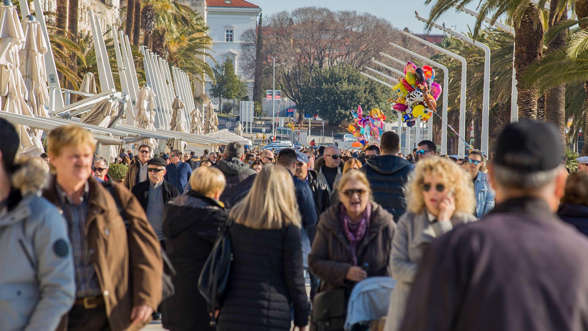 Prosječna plaća u Hrvatskoj 5408 kuna