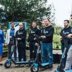 Dizajniran i proizveden u Hrvatskoj: Predstavljen električni romobil za najam Rolla