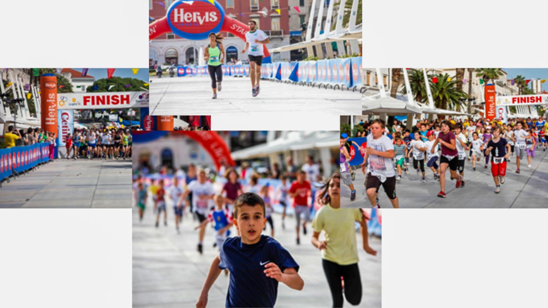 Na Splitskom polumaratonu preko 2.000 trkača iz 40 zemalja