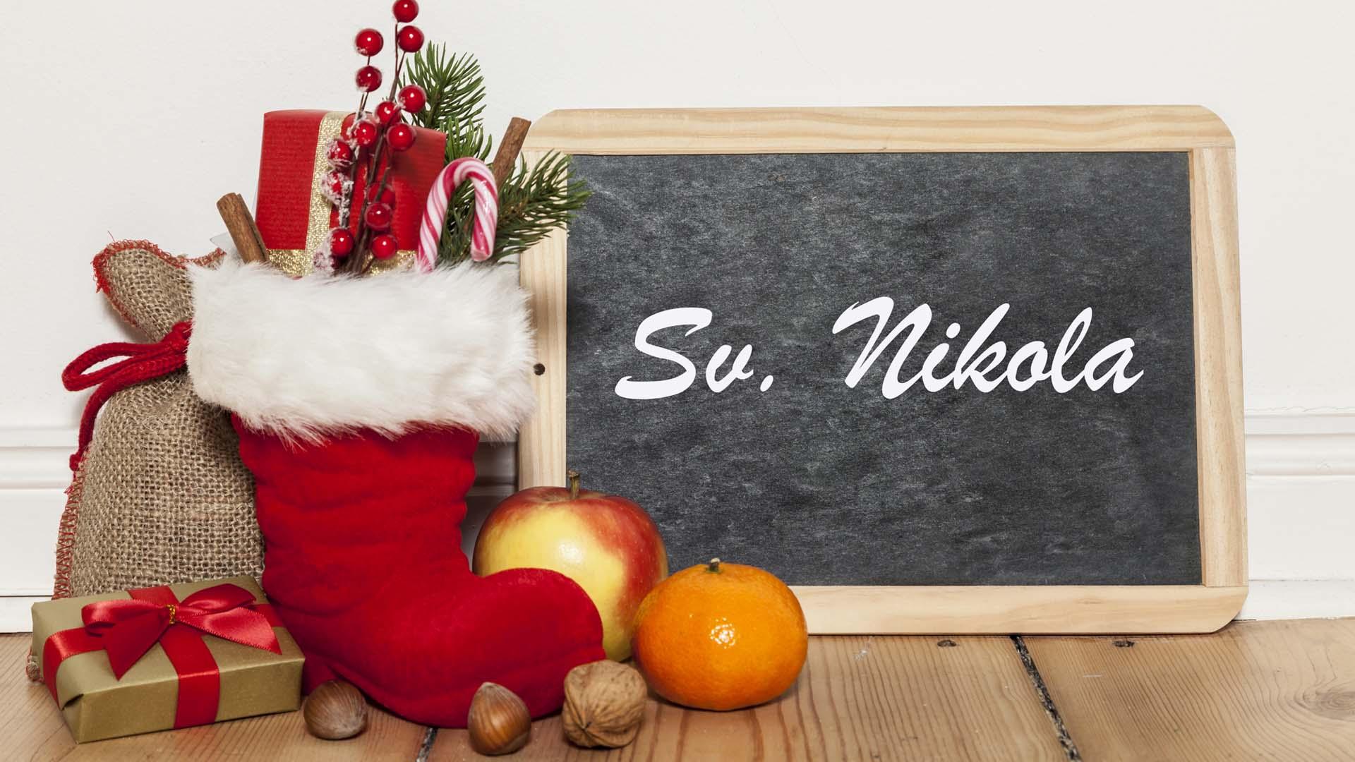 Adventsku i božićnu priču u GK Kaštela svečano otvorio sv. Nikola