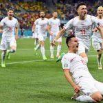 Švicarska je slavila protiv Francuske!