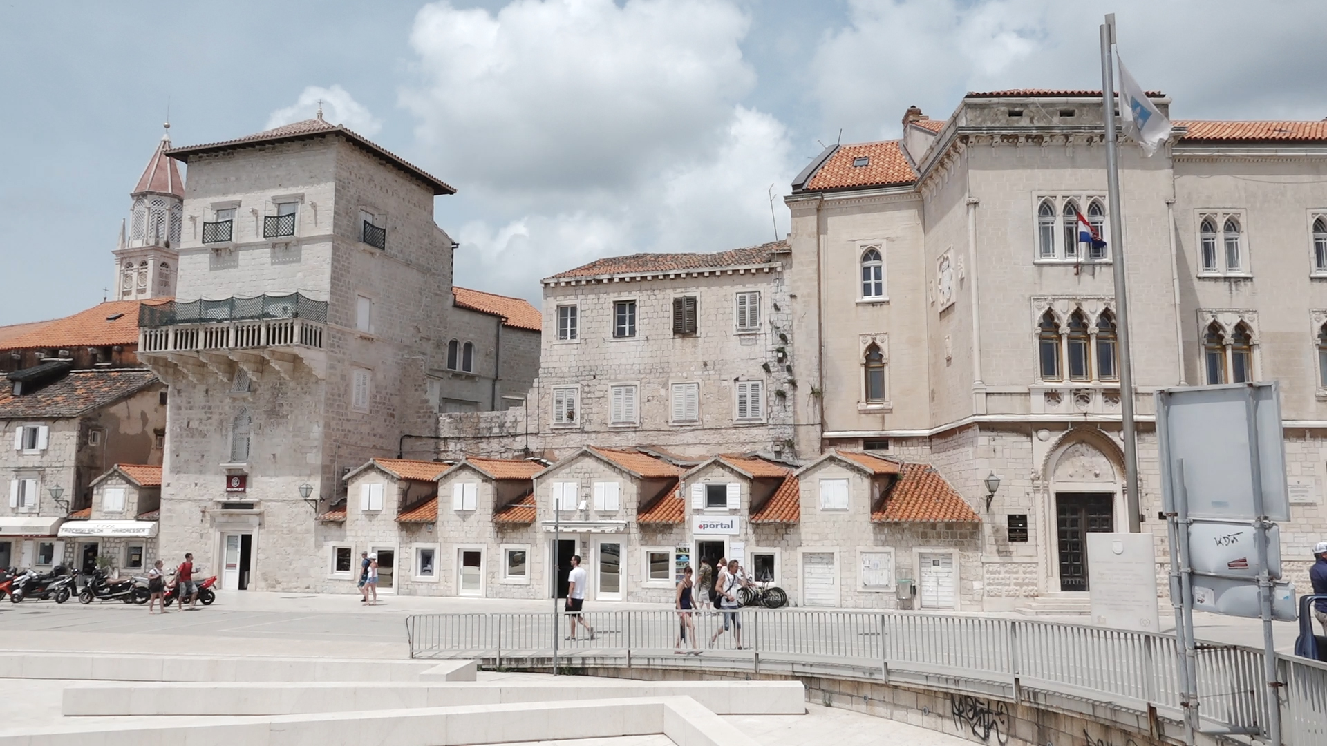 "Radionice ""Mudra sova"" u povodu Noći muzeja u Muzeju grada Trogira"