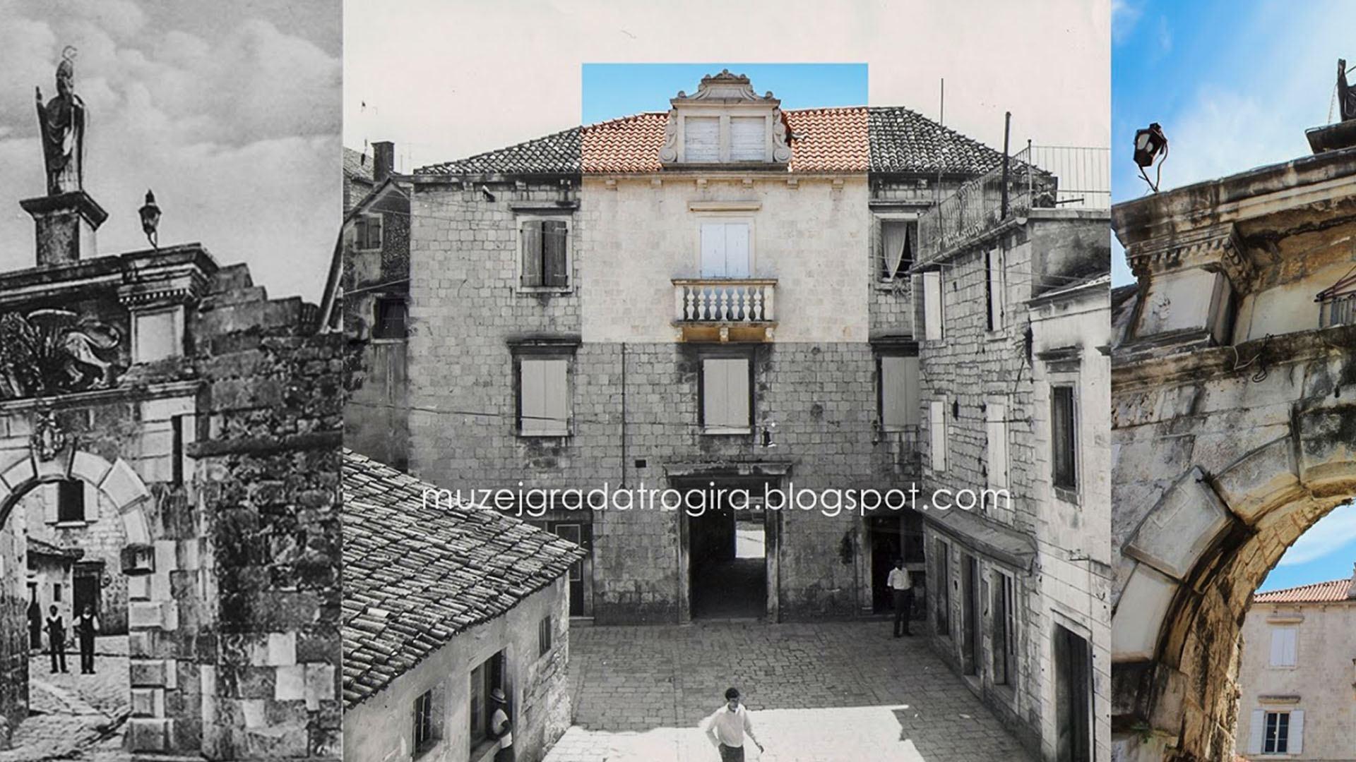 Dan povijesti u Muzeju grada Trogira - Kliofest 2017. estival povijesti - Kliofest, u okviru kojeg se obilježava Dan povijesti ove je godine u Muzeju grada Trogira posvećen 130-oj obljetnici po